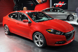 Chrysler Announces Pricing for the All-new 2013 Dodge Dart With a Starting MSRP of ,995 (base version)