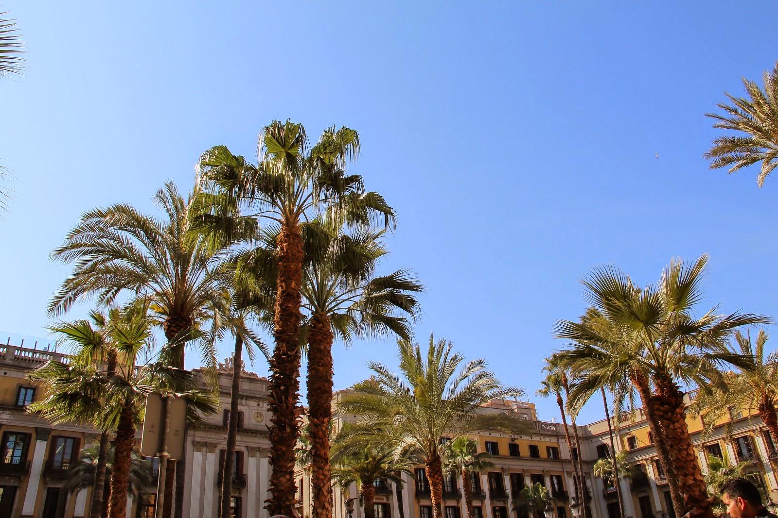 Barcelona Mars 2015