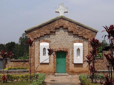 Kabgayi is just south of Gitarama in Muhanga District, Southern Province, Rwanda,