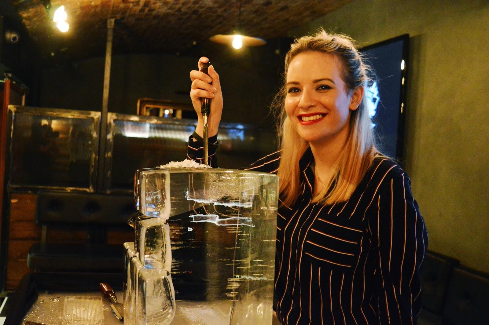 icebar london press night