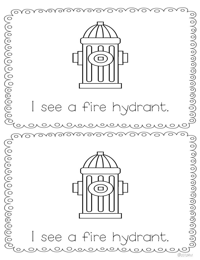 Kindergarten Safety Worksheets fire safety week miss kindergarten – Kindergarten Fire Safety Worksheets