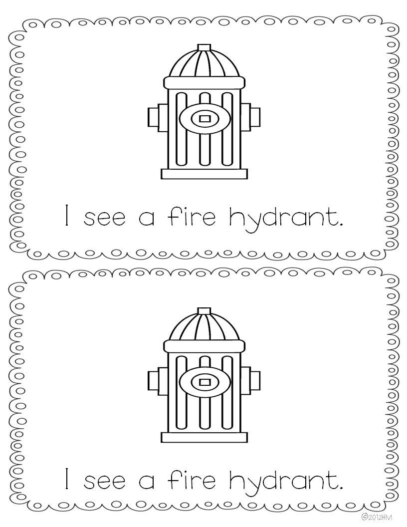 Kindergarten Safety Worksheets fire safety week miss kindergarten – Fire Safety Worksheets for Kindergarten