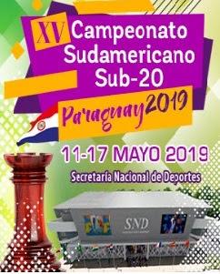 XV Campeonato Sudamericano Sub-20 (Dar clic a la imagen)