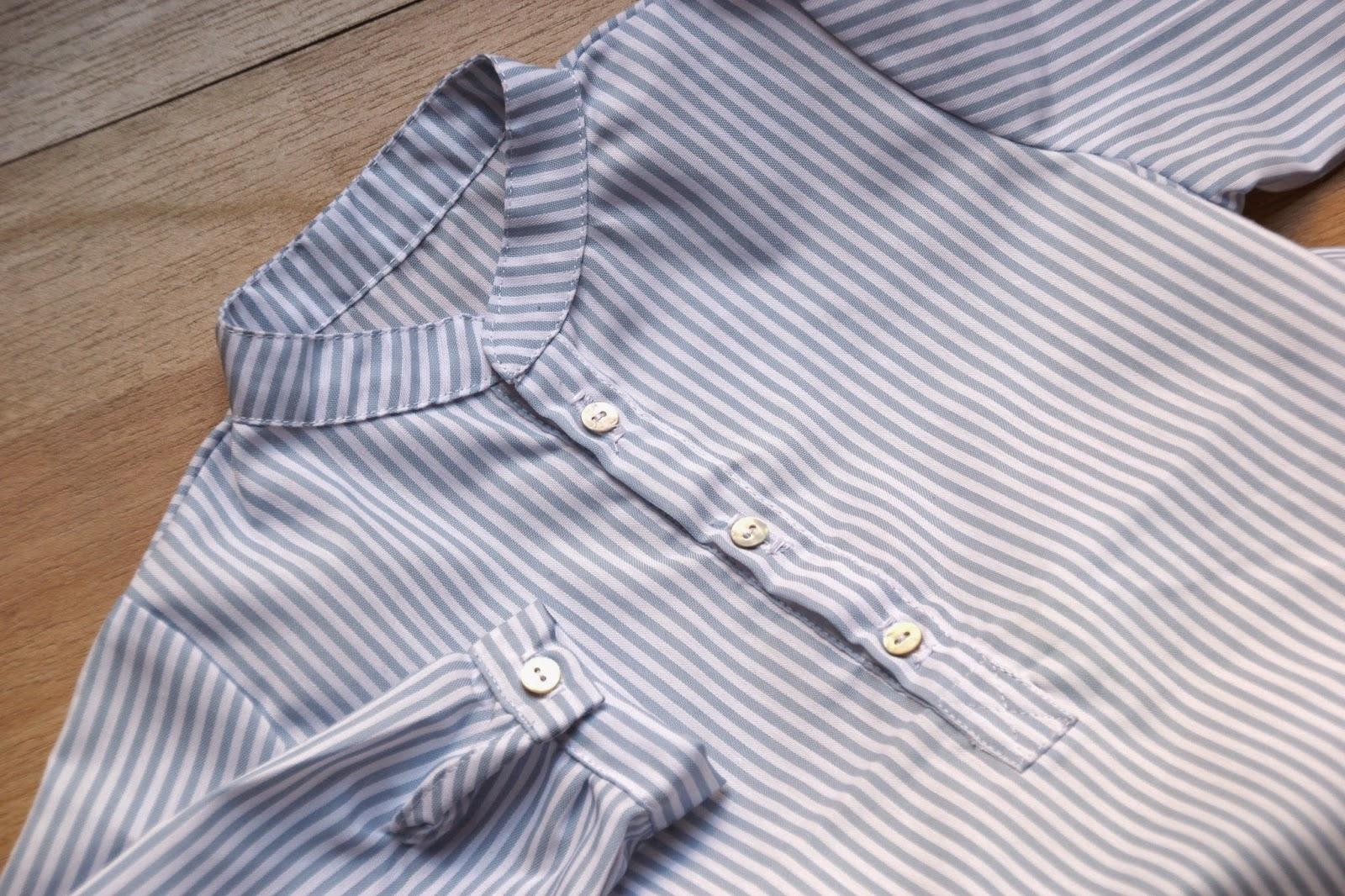 DIY Cómo hacer camisa-body para bebé (patrones gratis) - Handbox ...