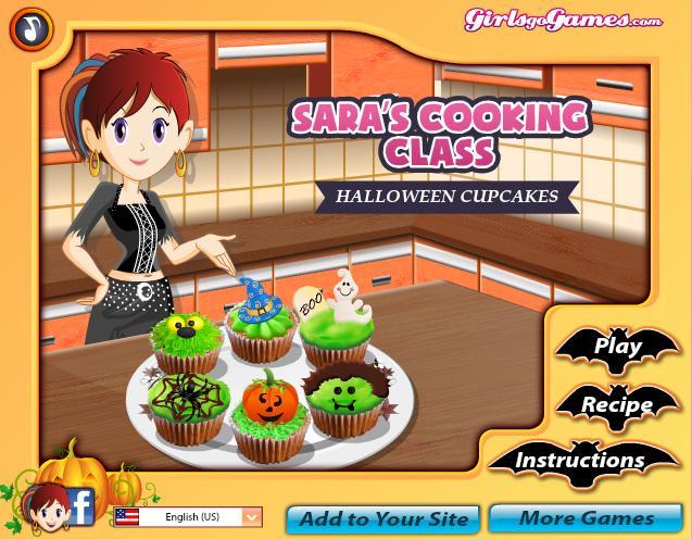 Mulut pada setiap cupcake kelelawar bersama dengan sepasang taring dan