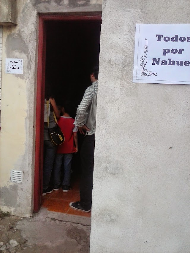 """CRUZADA SOLIDARIA, """"TODOS POR NAHUEL"""" SUMATE..."""