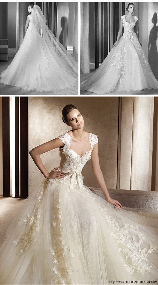 For more details price and availability visit pronovias