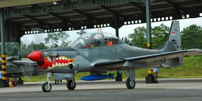 Nasib Pesawat Super Tucano TNI AU Jika kerja sama RI-Brasil diberhebtikan