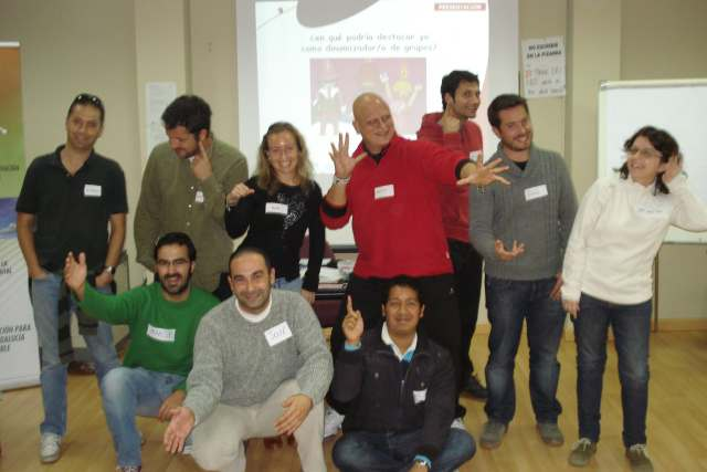 grupos de trabajo junta de andalucia: