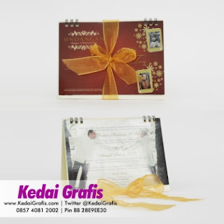 undangan-pernikahan-kalender-murah