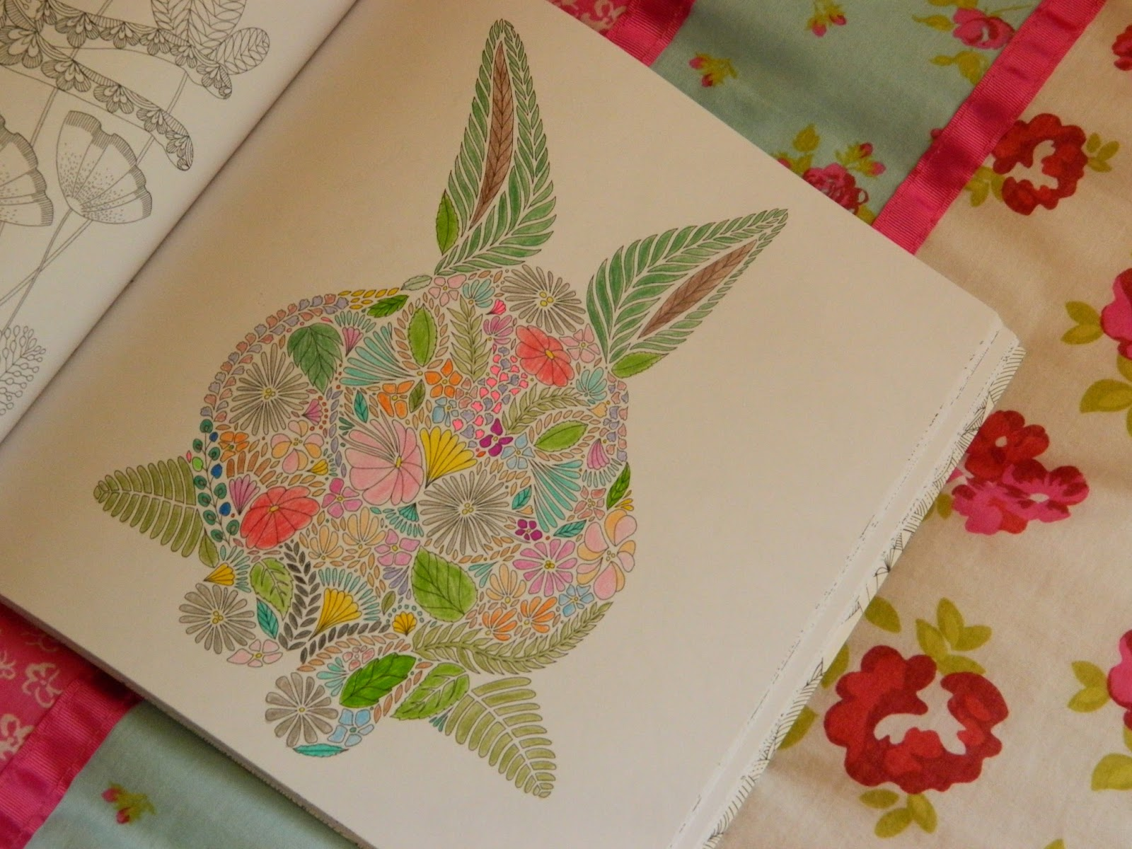 Animal Kingdom By Millie Marotta Colouring Books Adult
