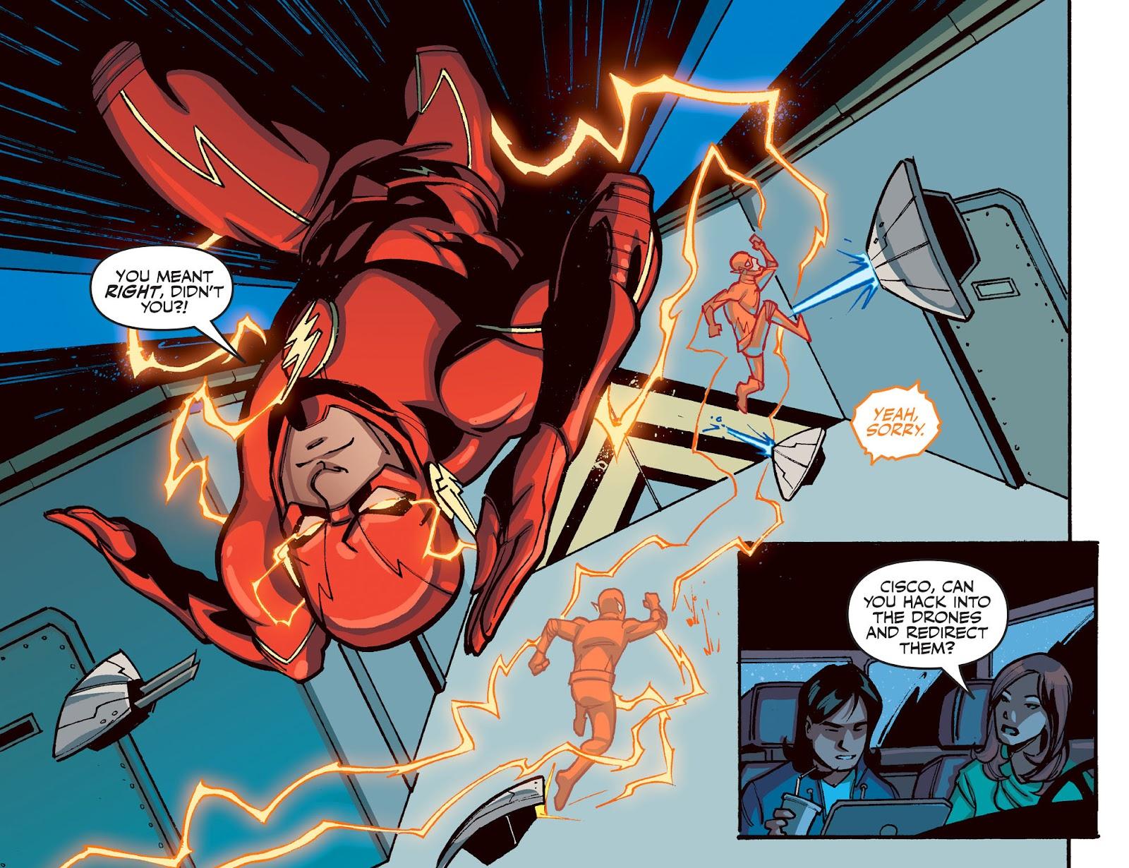 The Flash: Season Zero [I] Issue #16 #16 - English 13
