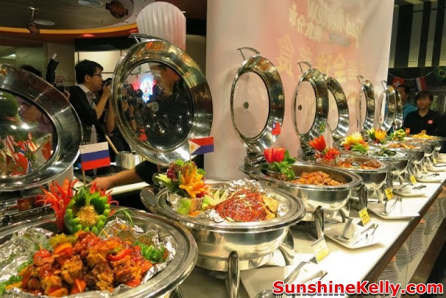 World Buffet, Red Box Karaoke, lee kum kee, international buffet, rex box, green box, karaoke buffet food