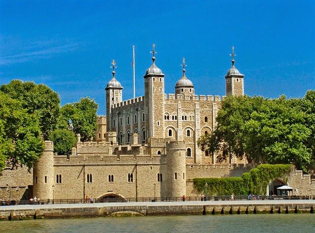 La Torre de Londres, viajes