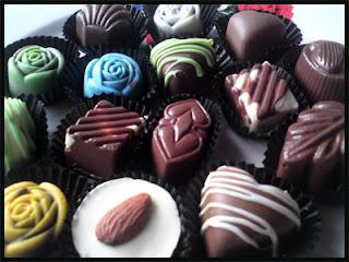 Resepi Kelas Krusus buat coklat Belajar Buat Coklat senang sedap hantaran