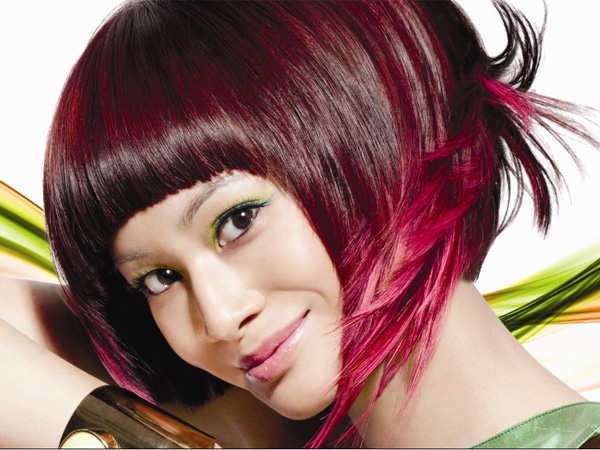 Fesyen Rambut Pendek Wanita Terkini
