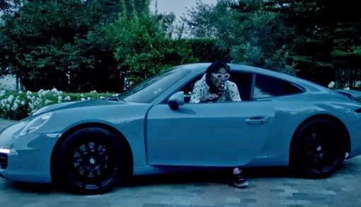 Wiz Kahlifa - Stayin Out All Night - Music Video