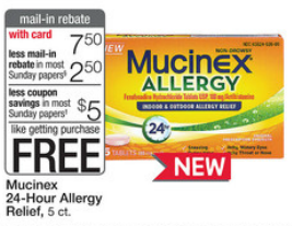 image regarding Mucinex Printable Coupon named Severe Couponing Mommy: No cost + $3.00 MONEYMAKER Mucinex
