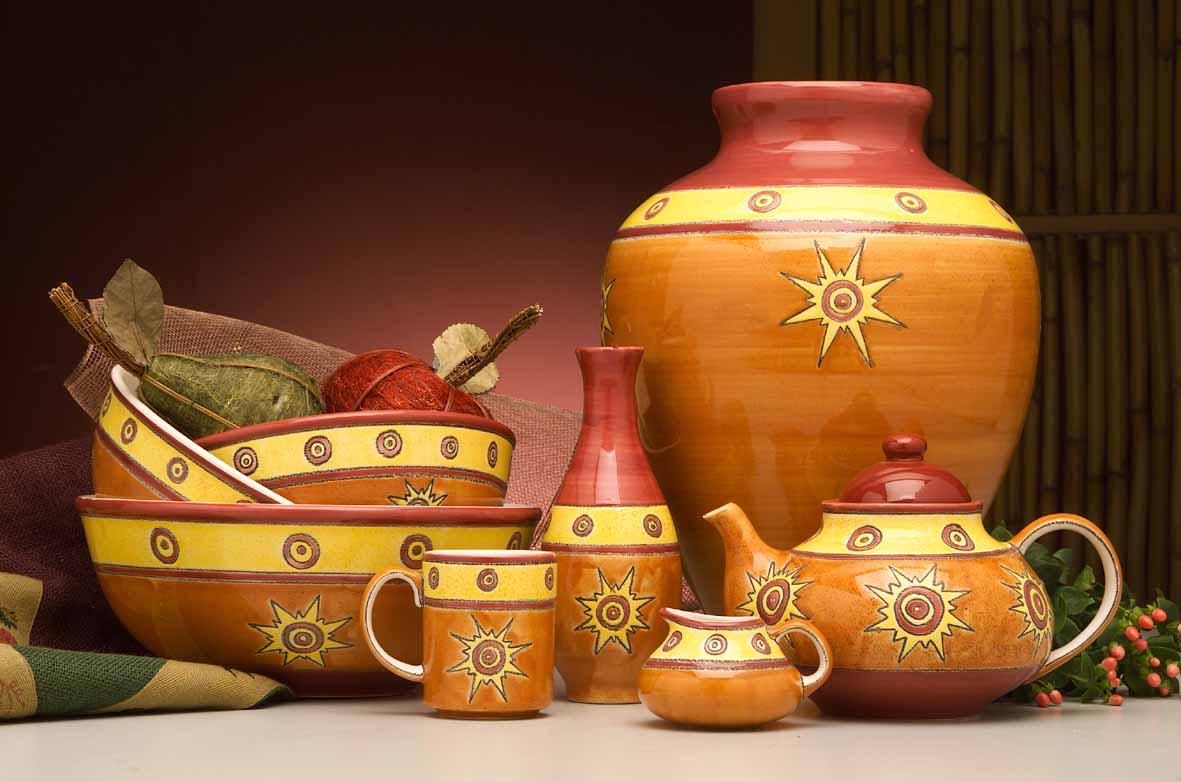 Ceramica cusco peru artesania for Ceramica artesanal peru
