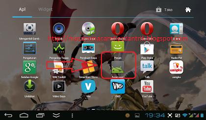 Cara root android new smartfren andromax tab 7.0 ice cream sandwich dan jellybean.