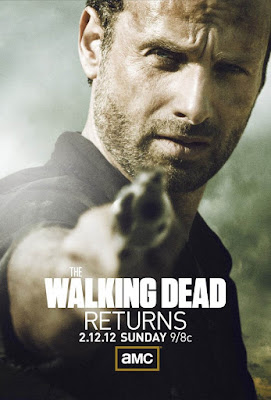 The Walking Dead Season 2, Part II Teaser One Sheet Television Poster