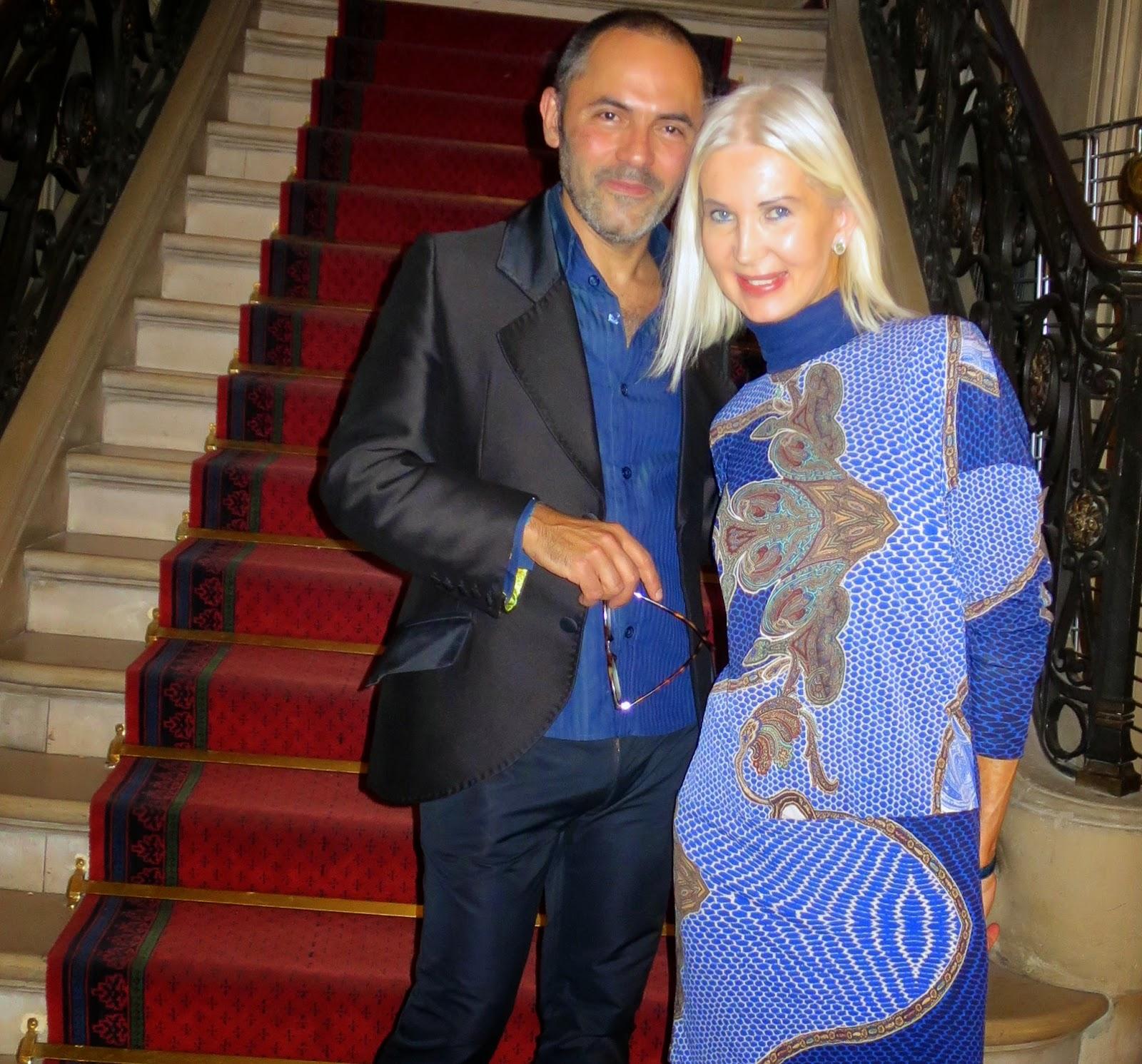 International luxury consulting maison arthur aquino for Ayzel maison de couture