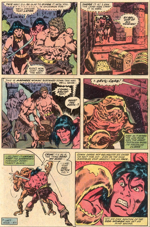 Conan the Barbarian (1970) Issue #99 #111 - English 12