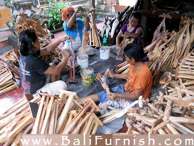 Bali Wood Crafts Wholesale