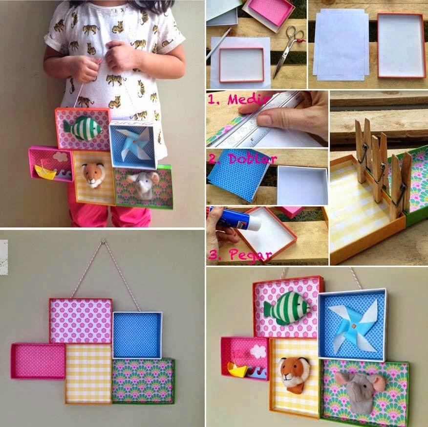 Декорации для комнаты своими руками