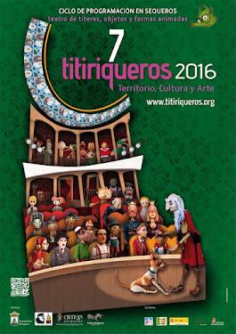 7 TITIRIQUEROS/2016