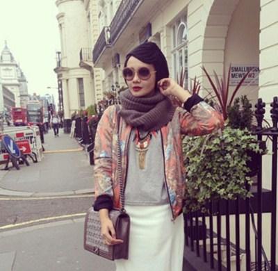 Mau Pergi Traveling Gaya Hijab Ini Cocok Untuk Anda Kabarmakkah Com