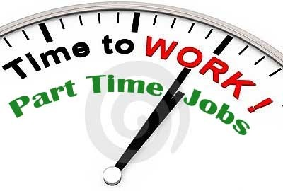 part time work from home recruiter