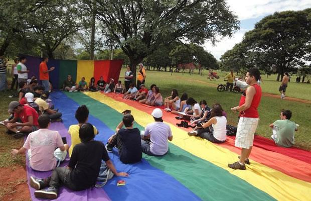 Evento é gratuito e reúne dezenas de jovens do DF e Entorno (Foto: Reprodução/Facebook)