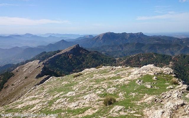 Vistas-Jaen-Granada-Almenara