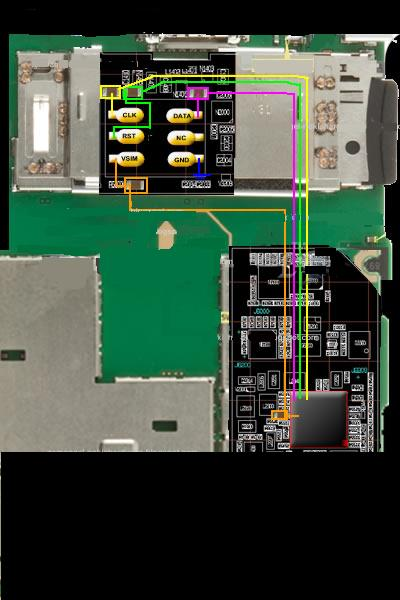Nokia E72 Insert sim problem solution sim Jumpers Sim ways