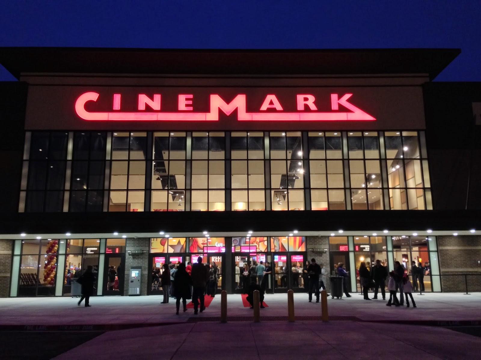 Cinemark Theater's NextGen Opening in Pharr, TX & The Indie Balance I...