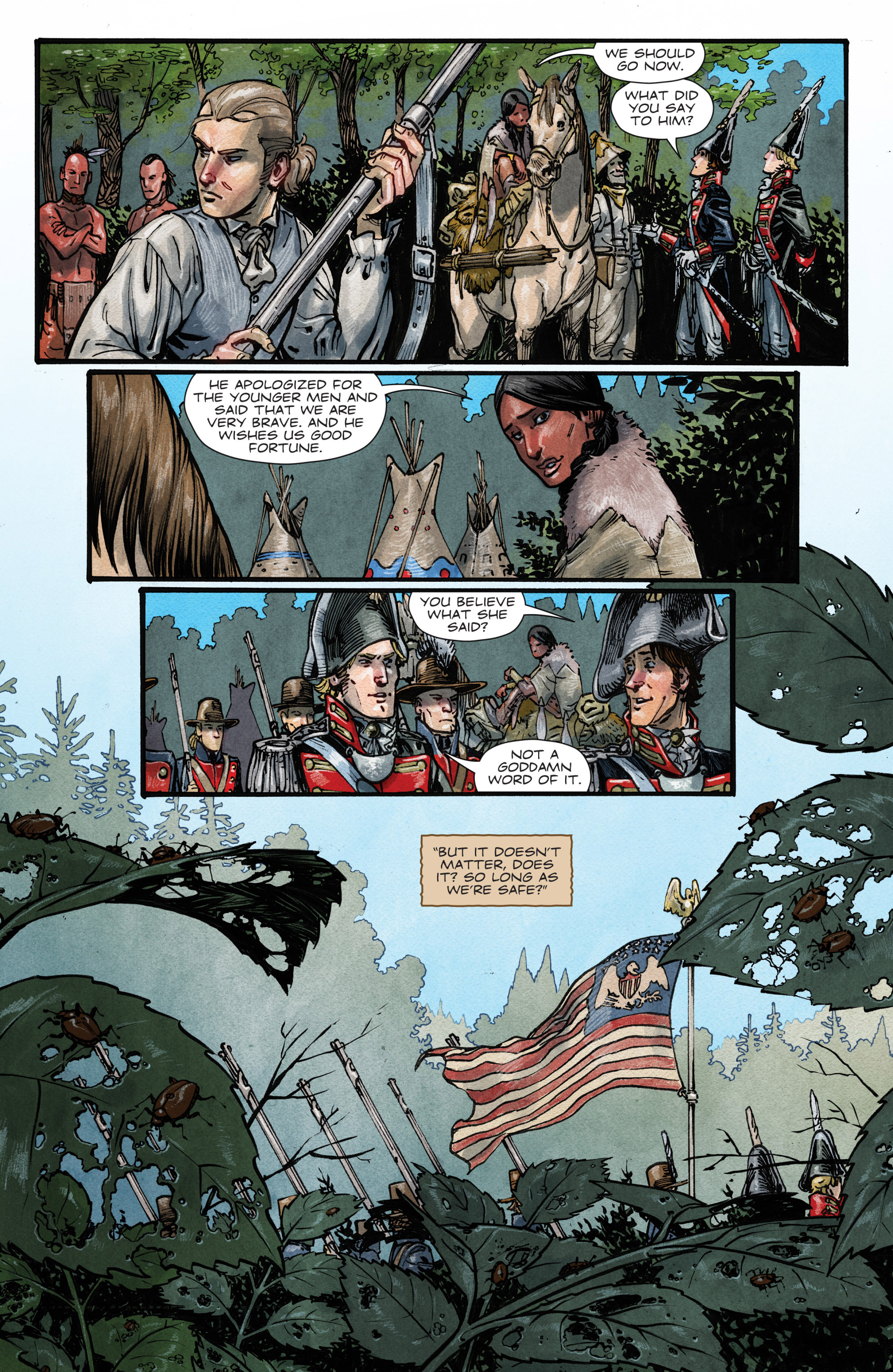 Manifest Destiny #_TPB_2 #42 - English 124