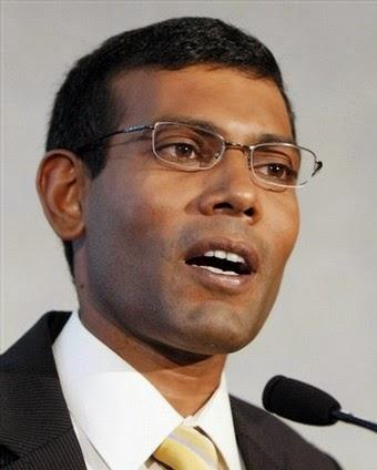Mohammad Nasheed