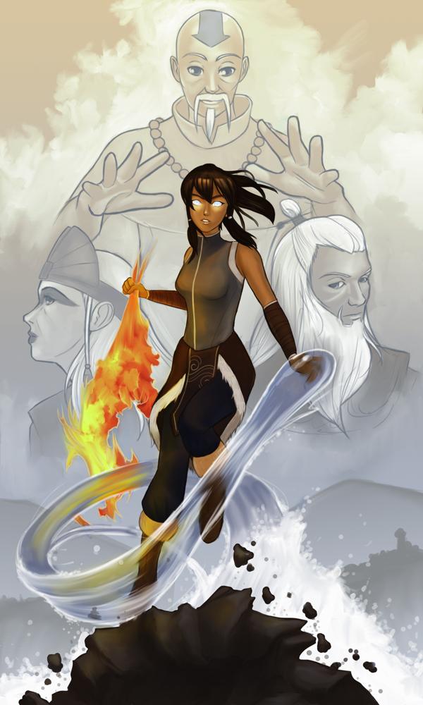 Смотреть мультфильм Аватар Легенда об Аанге онлайн в