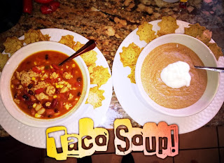 Taco Soup- Great Clean Eating Fall and Winter Recipe