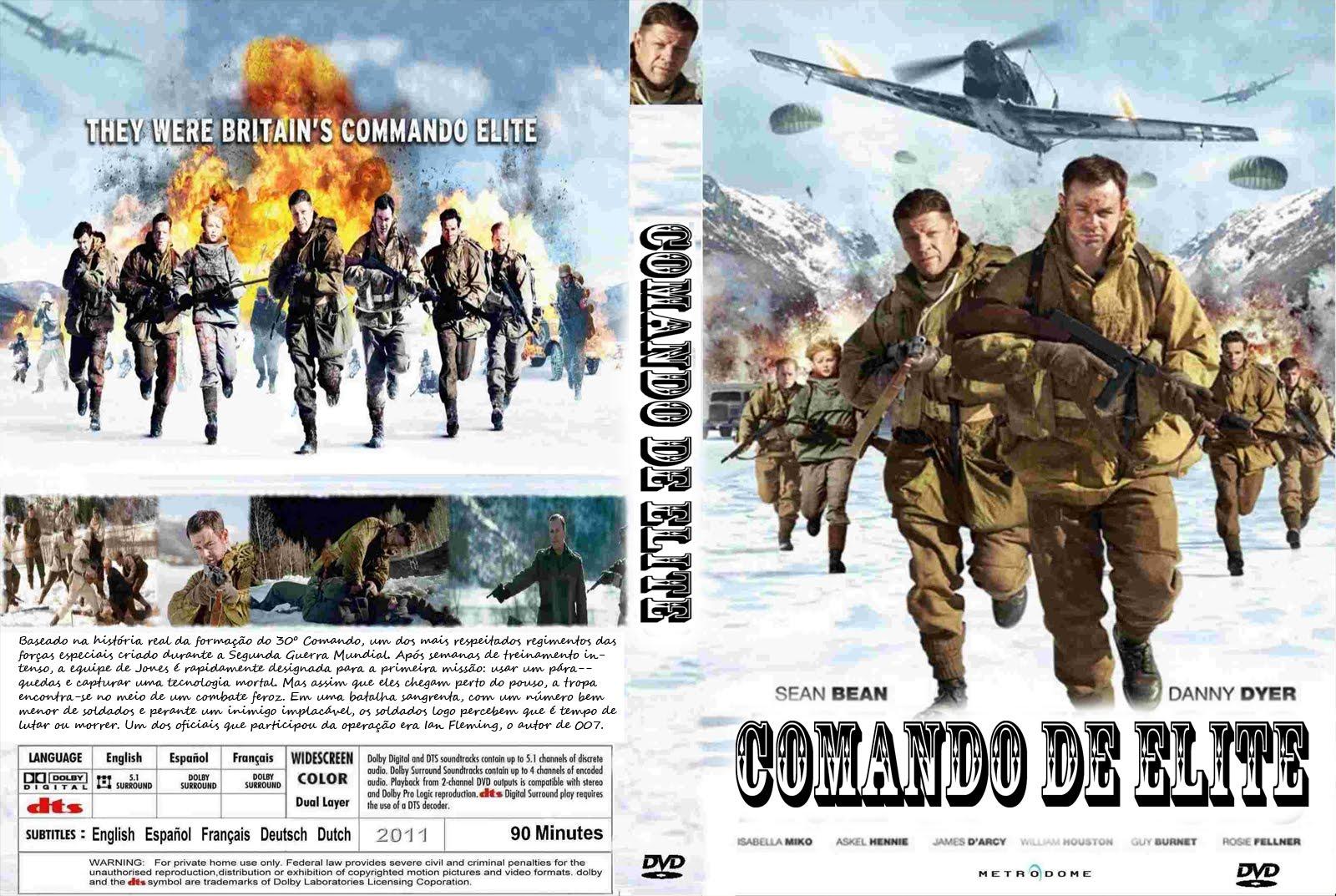 Filme - Comando de Elite