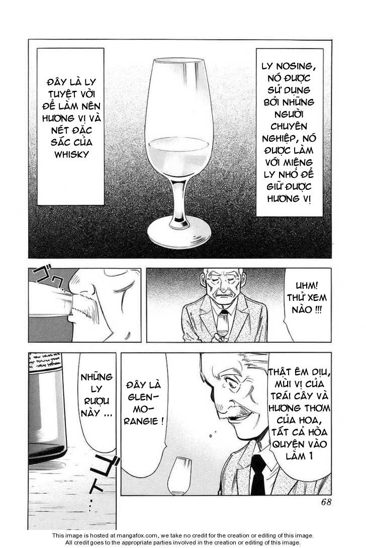 Bartender chap 34 Trang 19 - Mangak.info