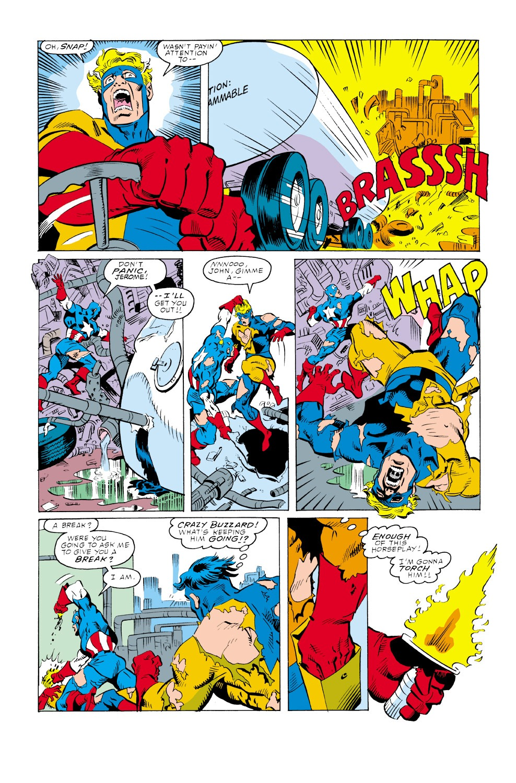 Captain America (1968) Issue #347 #277 - English 21