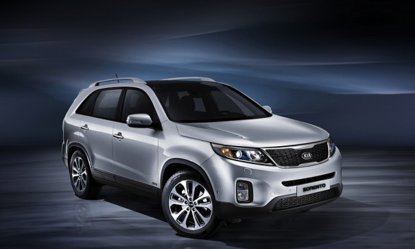 Kia Sorento 2013   ReViEw 4 CArS AnD TrUcKs