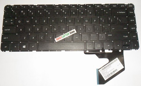 Keyboard HP SleekBook 14