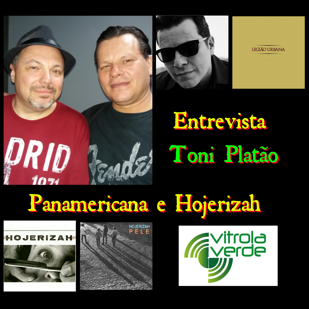 Toni Platão - Entrevista