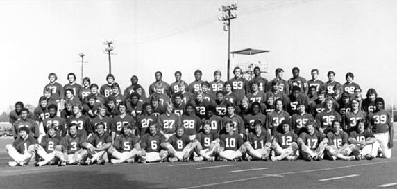 Leesburg Yellow Jackets Football News Wayne Hamilton 1978 Alabama