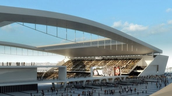 Estadio Arena São Paulo
