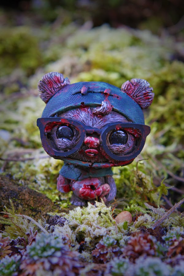 Zombie GeekWok 2.0 Star Wars Resin Figure by UME Toys