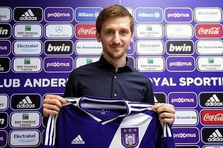 "Pemain Fiorentina ""Marko Marin"" Gabung Anderlecht"